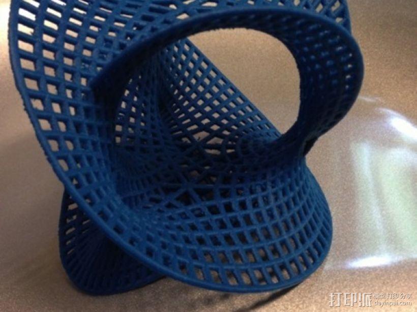 卡拉比 丘流形 模型 3D模型  图6