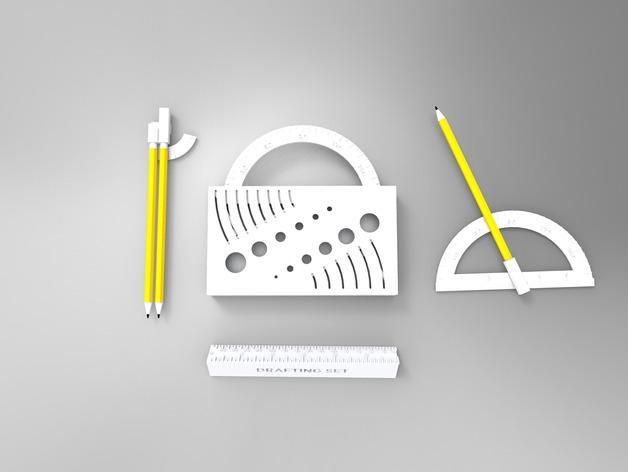 绘图工具 3D模型  图6