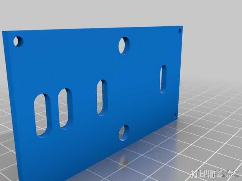 Turbo Entabulator -- 3D打印手摇计算机 3D模型  图3