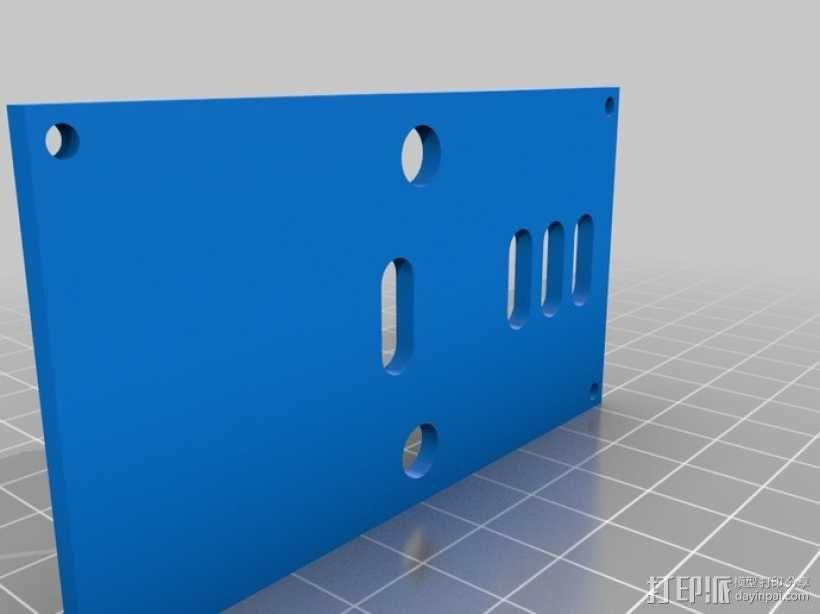 Turbo Entabulator -- 3D打印手摇计算机 3D模型  图2
