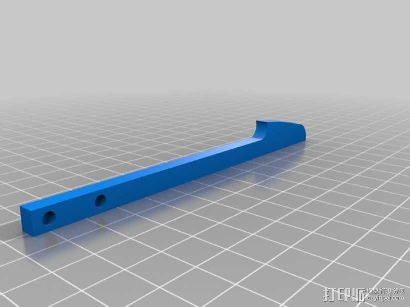 Turbo Entabulator -- 3D打印手摇计算机 3D模型  图4