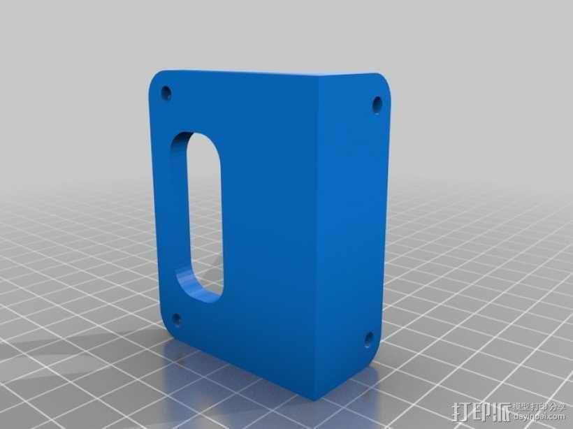 Turbo Entabulator -- 3D打印手摇计算机 3D模型  图8