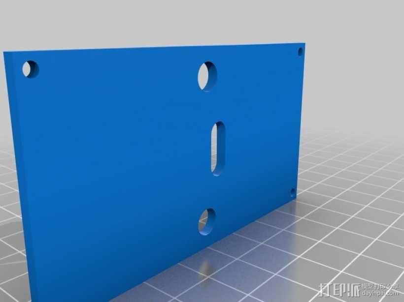 Turbo Entabulator -- 3D打印手摇计算机 3D模型  图7