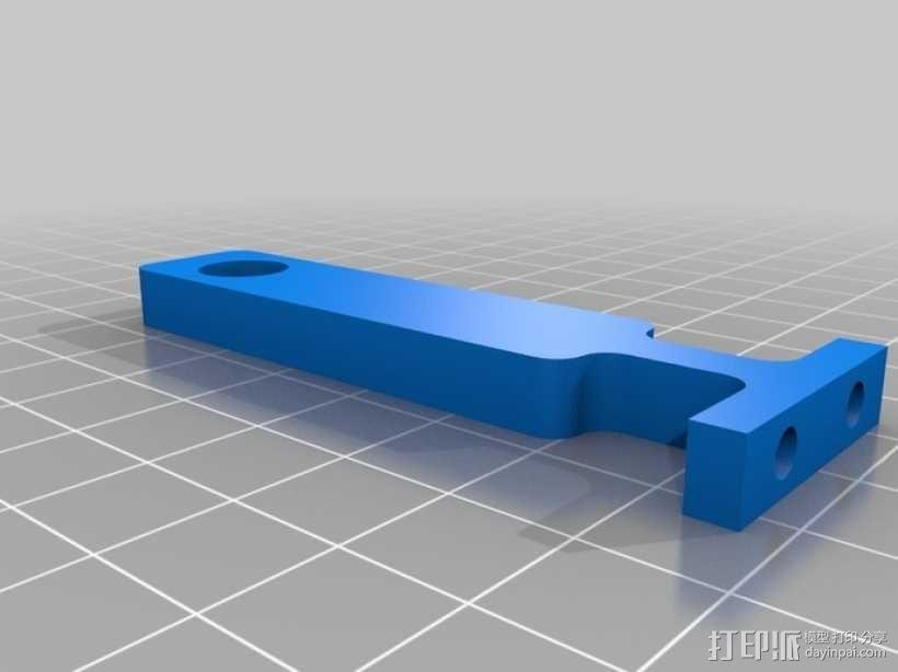 Turbo Entabulator -- 3D打印手摇计算机 3D模型  图13
