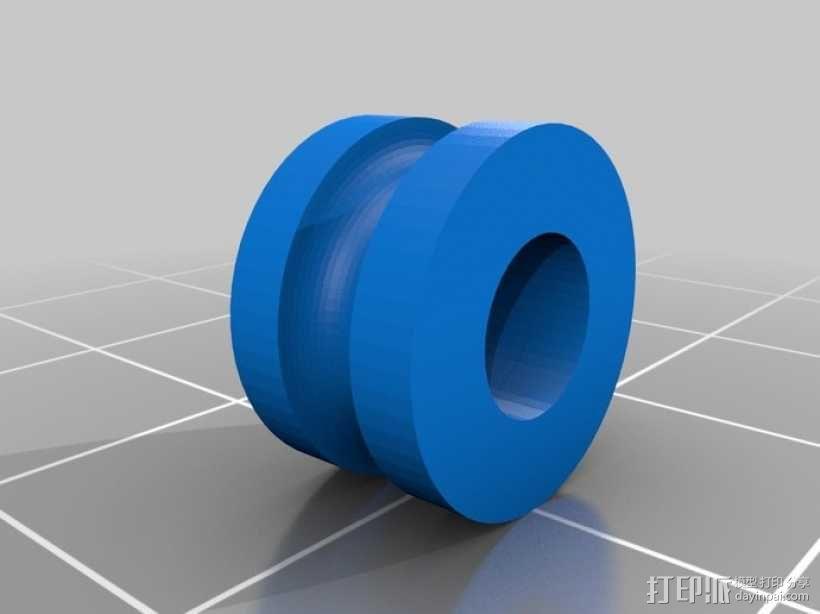 Turbo Entabulator -- 3D打印手摇计算机 3D模型  图14