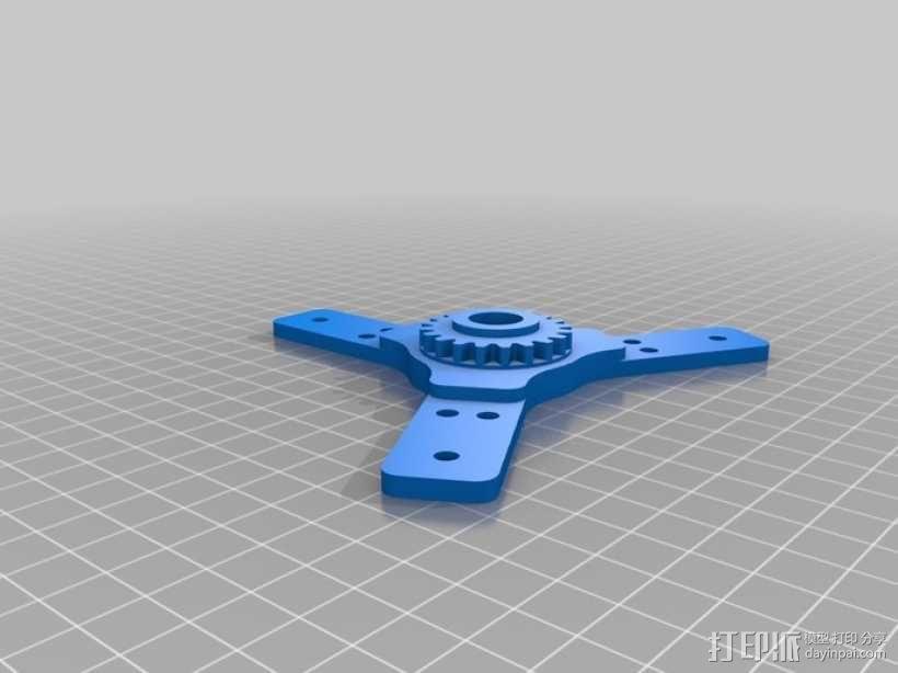 竖轴风车 3D模型  图4