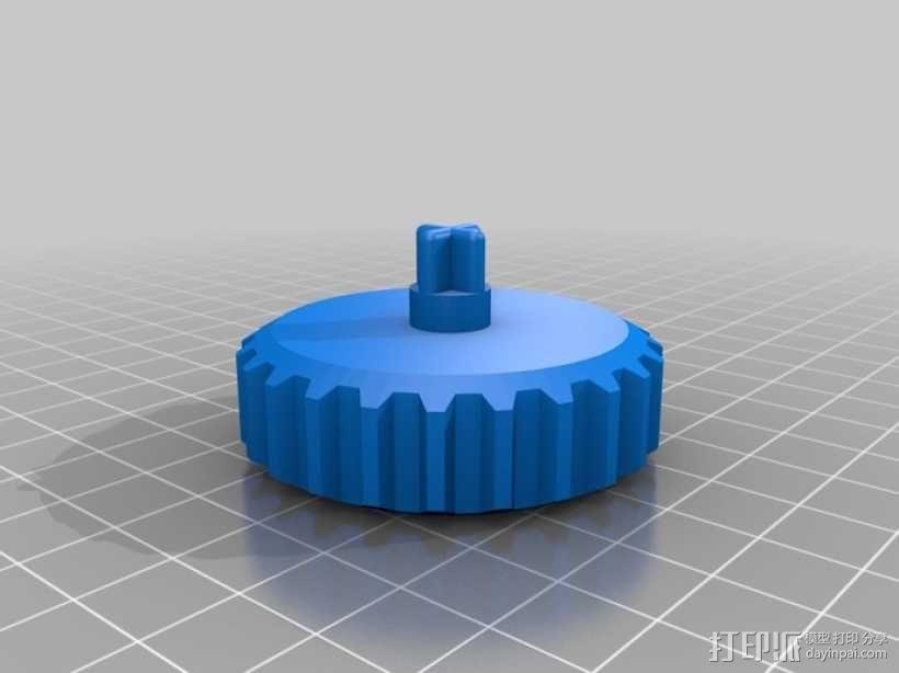 显微镜 3D模型  图15
