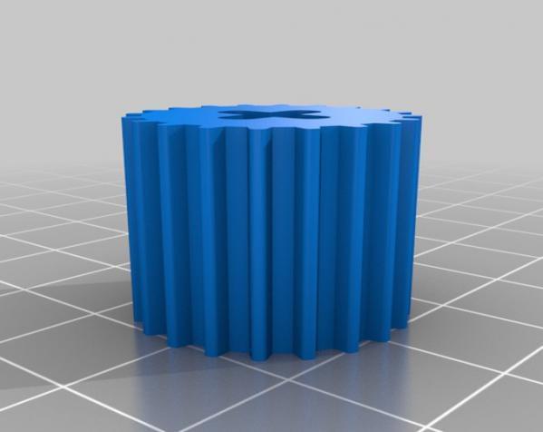 显微镜 3D模型  图18