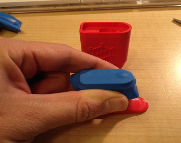 可调音吸管 3D模型  图5