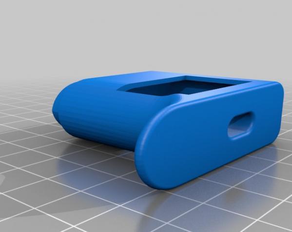 可调音吸管 3D模型  图10