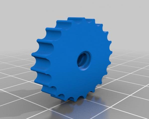 可调音吸管 3D模型  图12