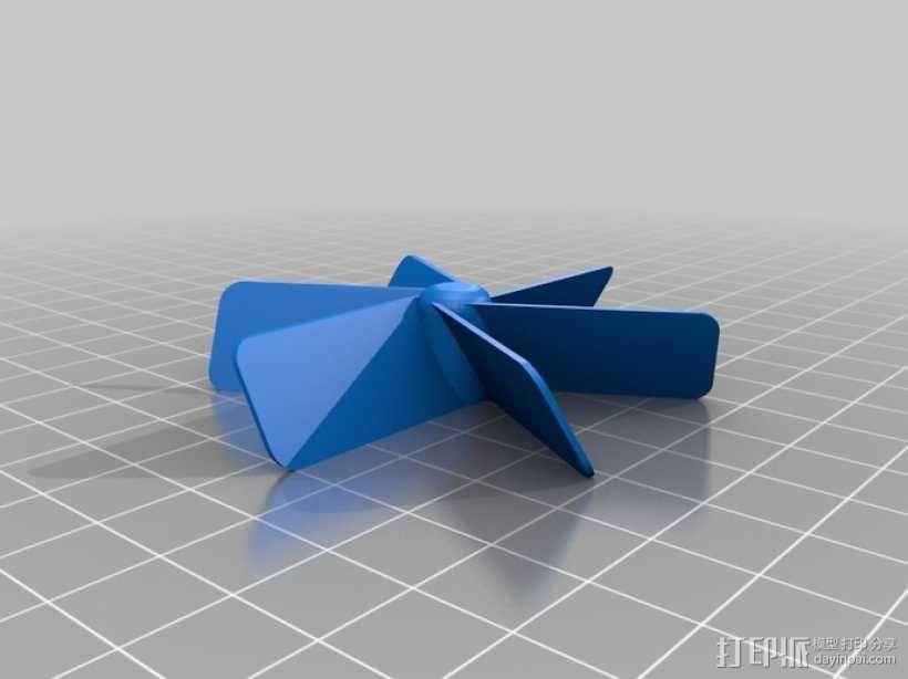门多西诺电机 3D模型  图9