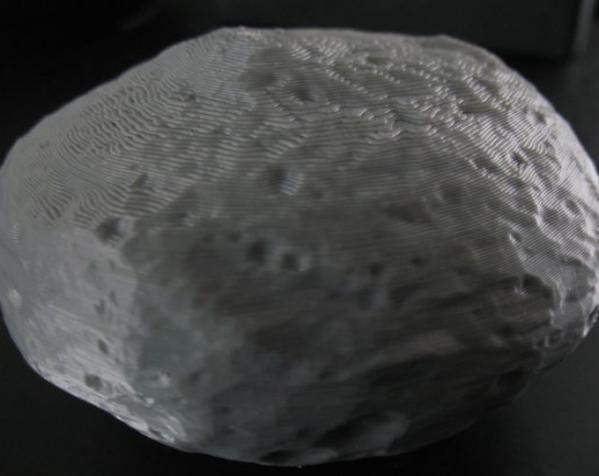 灶神星 模型 3D模型  图3