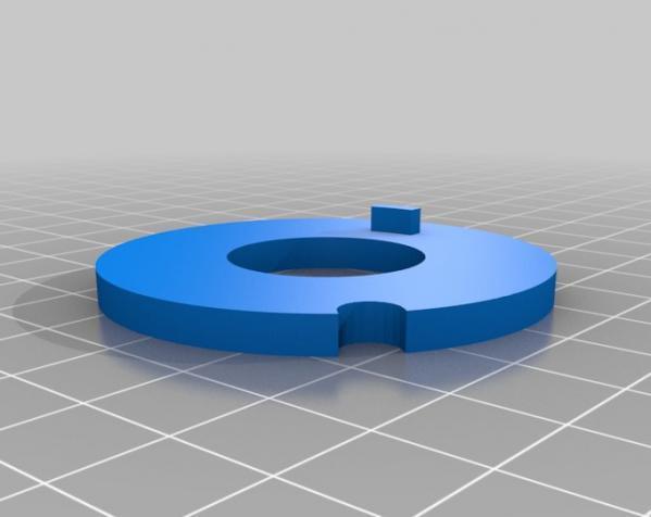 字码锁 3D模型  图6
