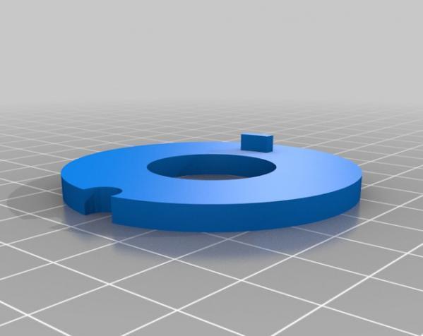字码锁 3D模型  图7