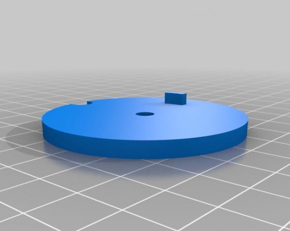 字码锁 3D模型  图8