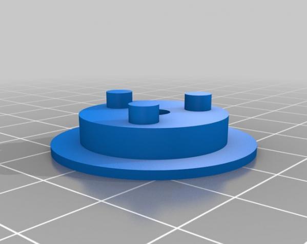 字码锁 3D模型  图9