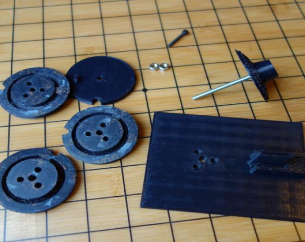 字码锁 3D模型  图13