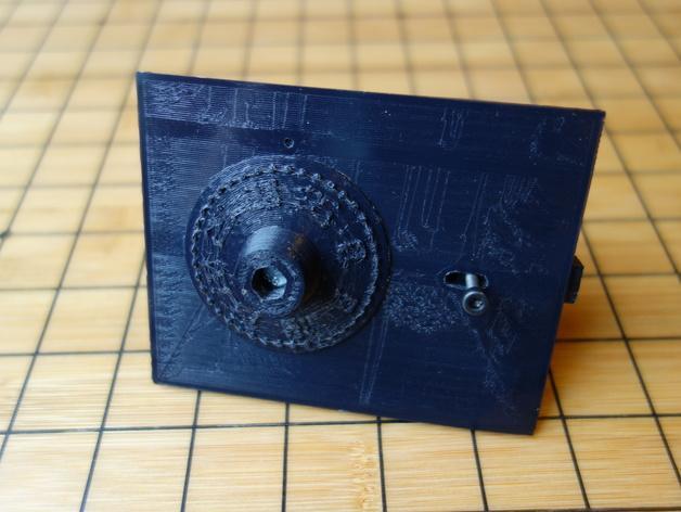字码锁 3D模型  图15