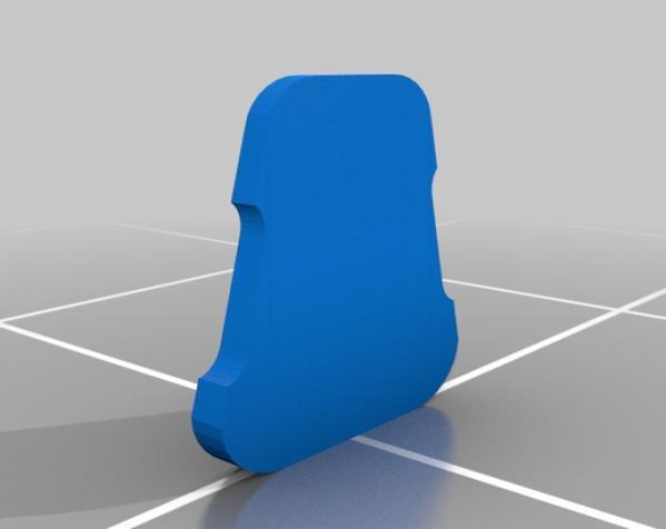 手指夹板 3D模型  图6