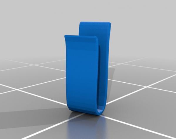 手指夹板 3D模型  图8