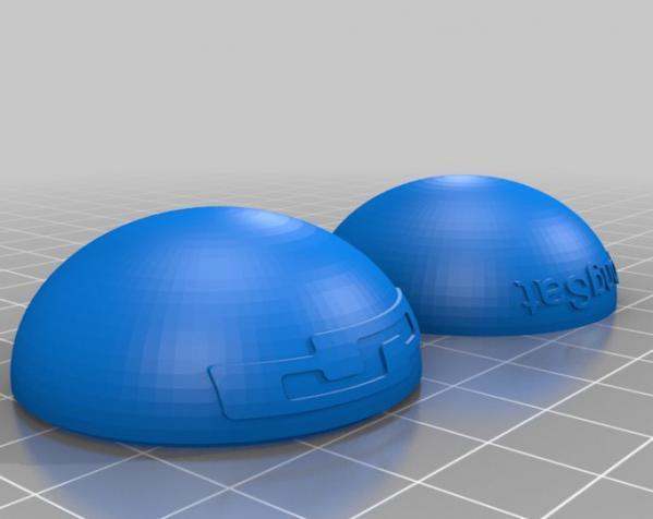 航空乒乓 3D模型  图7