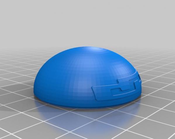 航空乒乓 3D模型  图8