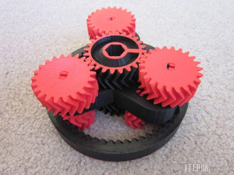 自动变速器 模型 3D模型  图8