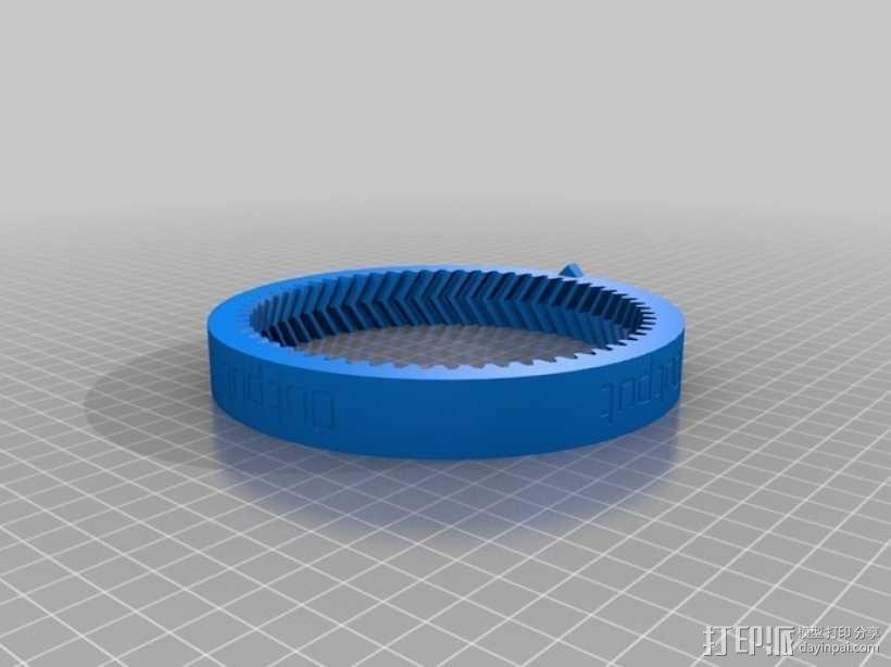 自动变速器 模型 3D模型  图19