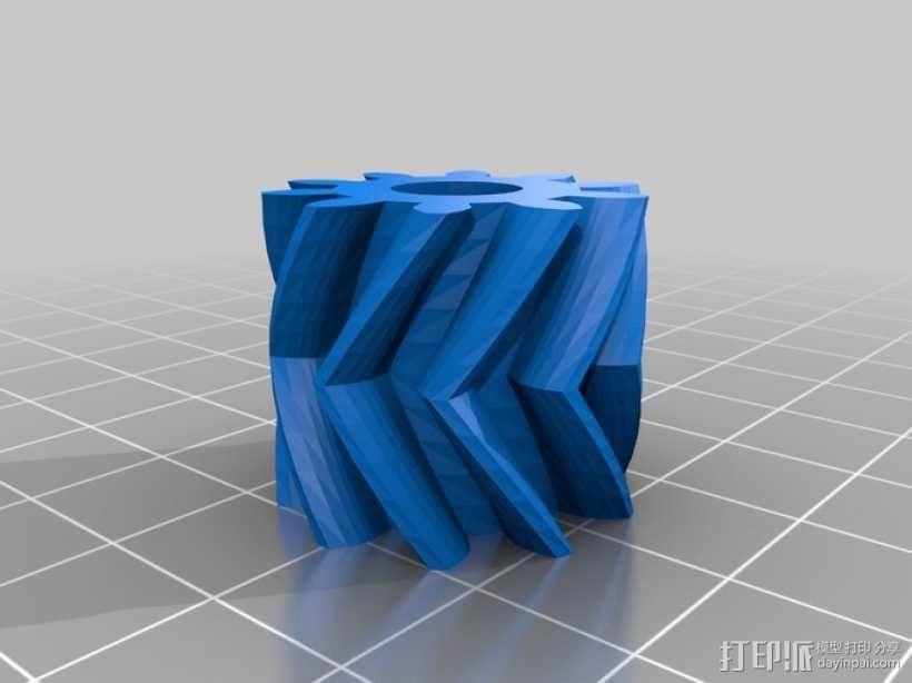 自动变速器 模型 3D模型  图21
