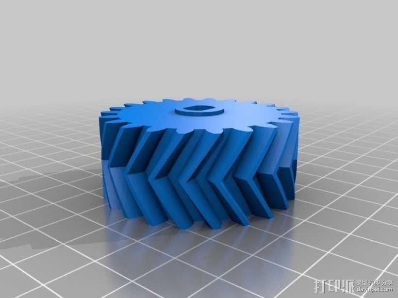 自动变速器 模型 3D模型  图24