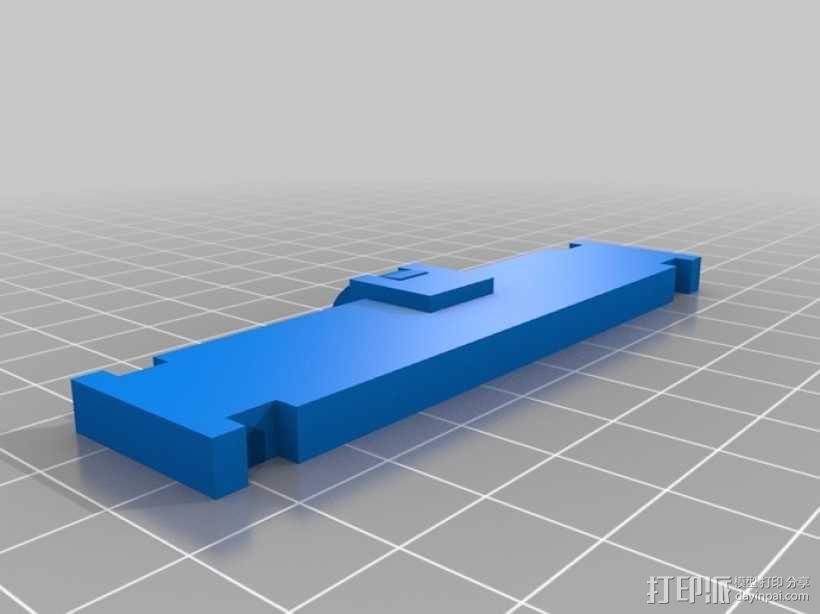 自动变速器 模型 3D模型  图29