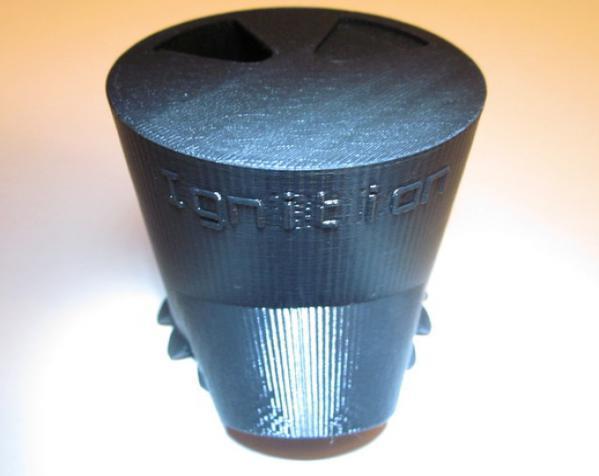 滑阀式发动机 3D模型  图2
