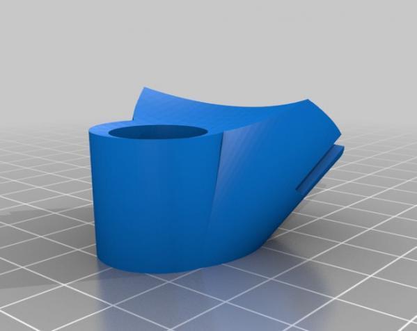 滑阀式发动机 3D模型  图6