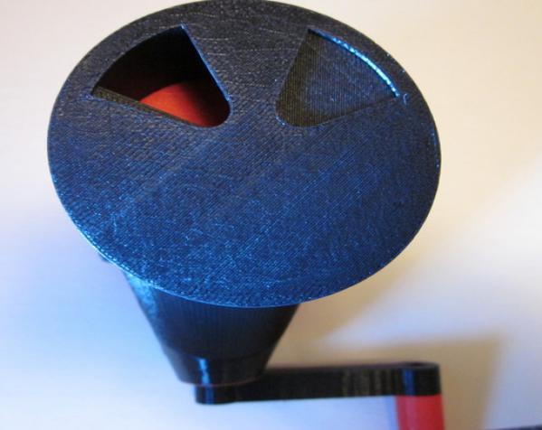 滑阀式发动机 3D模型  图5