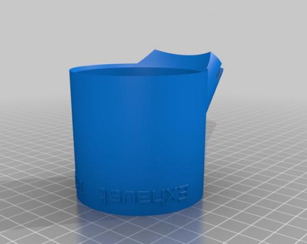 滑阀式发动机 3D模型  图7