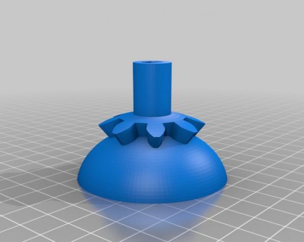 滑阀式发动机 3D模型  图8