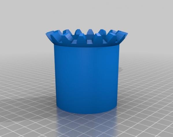 滑阀式发动机 3D模型  图10