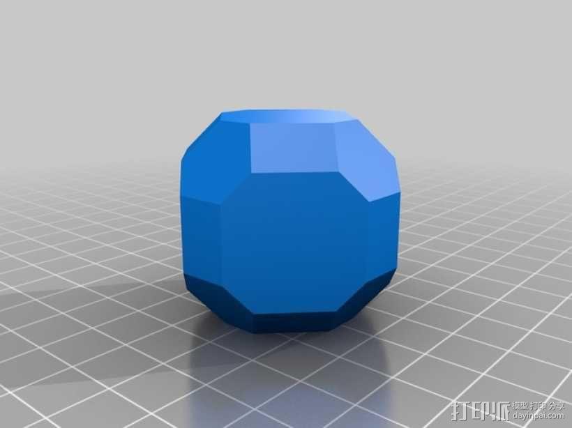 多面体 3D模型  图5