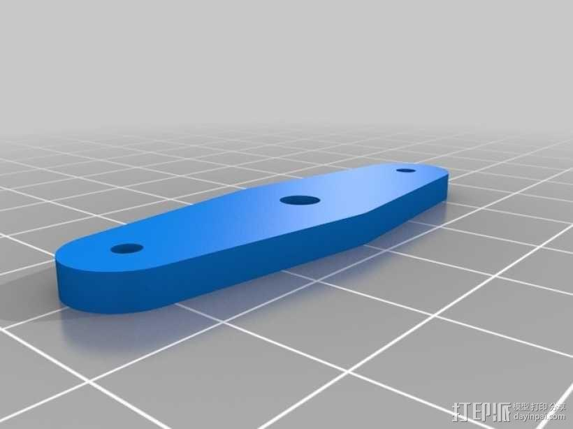 行星齿轮驱动 3D模型  图3