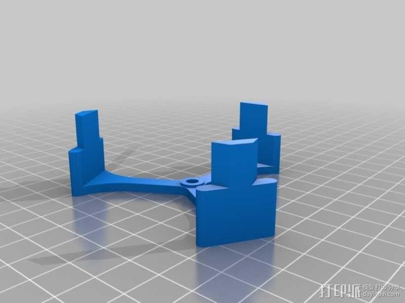 行星齿轮驱动 3D模型  图7