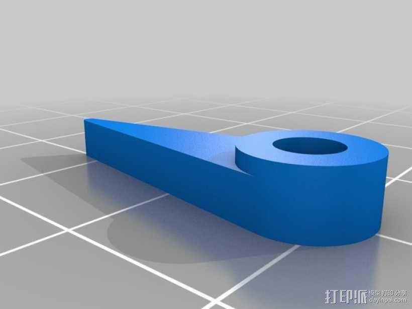 行星齿轮驱动 3D模型  图9