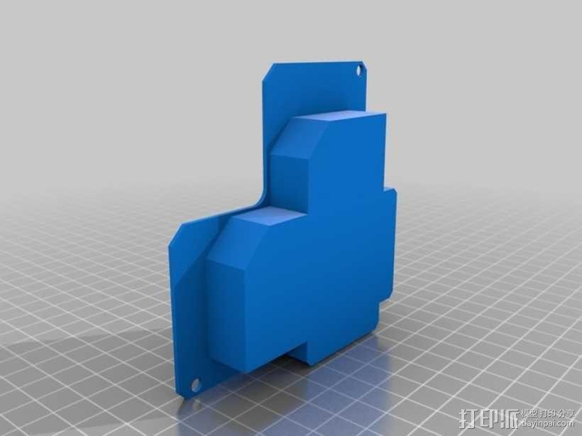 立方体人造卫星 3D模型  图12