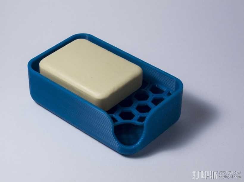 迷你肥皂盒模型 3D模型  图1