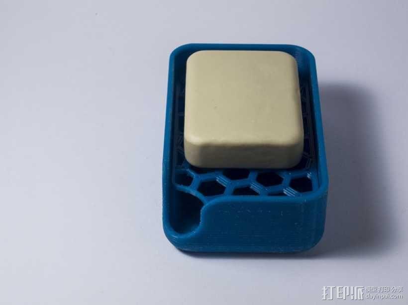 迷你肥皂盒模型 3D模型  图3