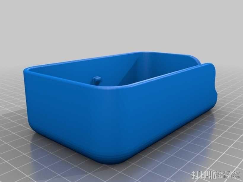 迷你肥皂盒模型 3D模型  图6