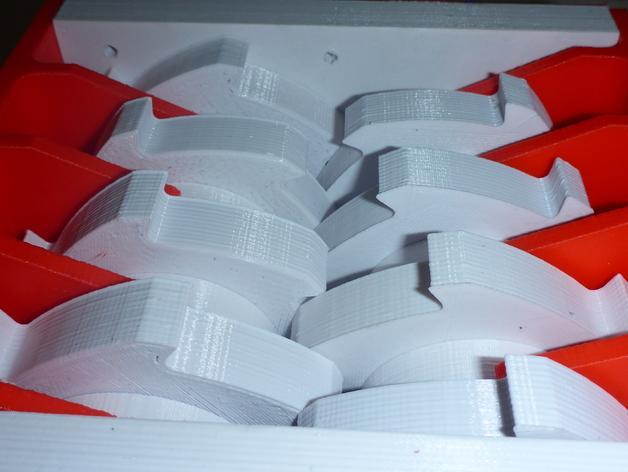 肥料捣碎机模型 3D模型  图3
