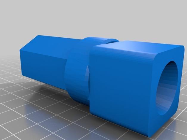 肥料捣碎机模型 3D模型  图6