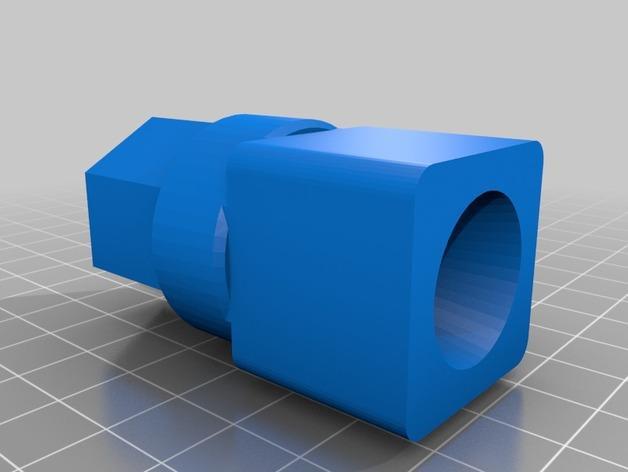 肥料捣碎机模型 3D模型  图7