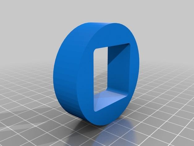 肥料捣碎机模型 3D模型  图16